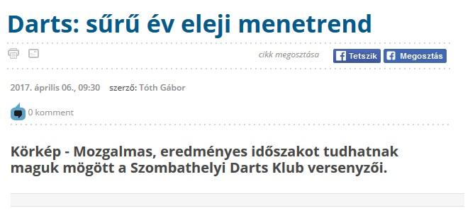 Körkép a vaol.hu-n