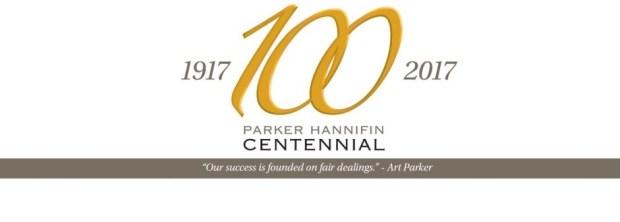 ParkerCentennial Top Banner
