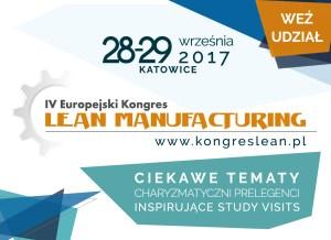 IV Europejski Kongres Lean Manufacturing