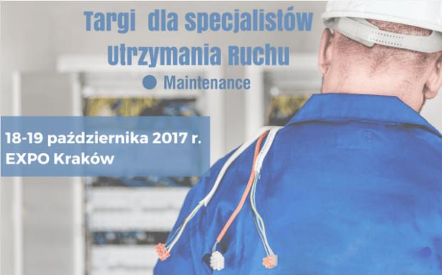 Targi Maintenance Kraków