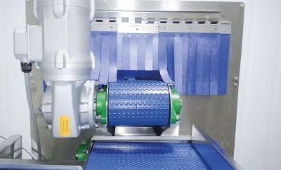 Innowacyjna obróbka powierzchni nsd tupH firmy NORD DRIVESYSTEMS sprawia, że napędy aluminiowe są tak samo odporne na korozję, jak wersje ze stali nierdzewnej.