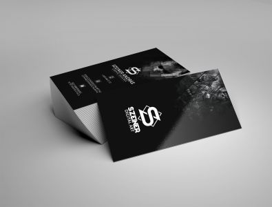 Névjegykártya Design Szeinerdigitalart