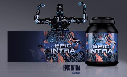 Epic Intra termék prezentáció