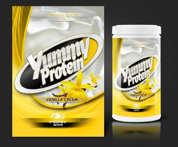 Peak Active Protein Vanilla Cream 03