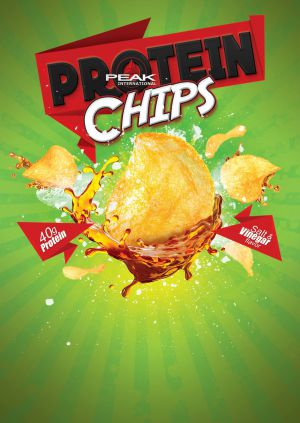 Protein Chips címke