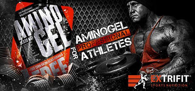 Amino Gel web banner