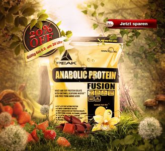 Anabolic Protein Fusion