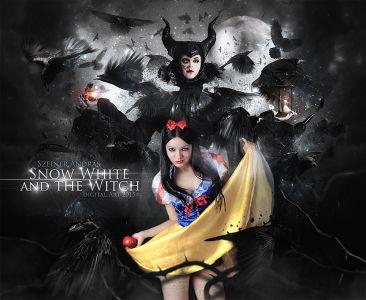 Hófehérke és A Boszorkány