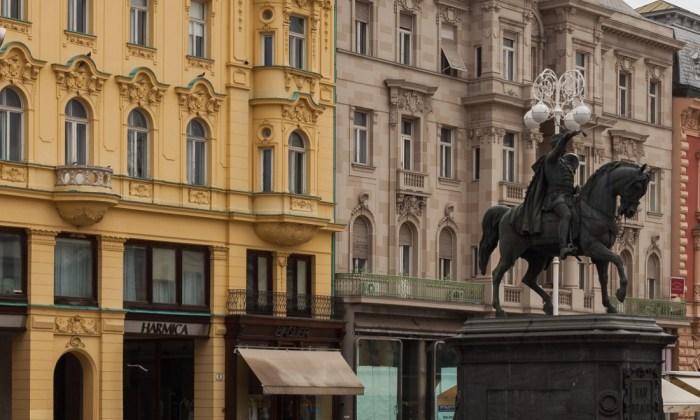 Ban Jelacic statue2