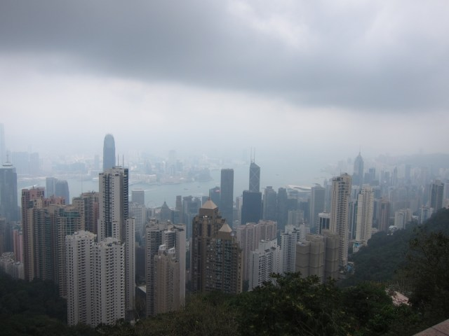 HK Peak View