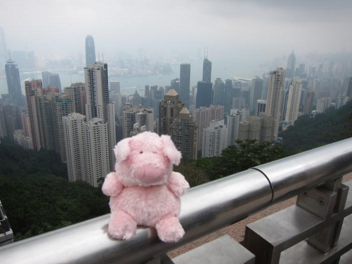 Pinkley HK view