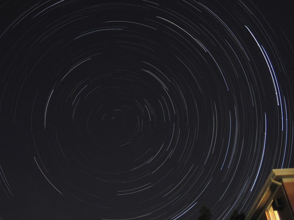 Star Trail Melbourne