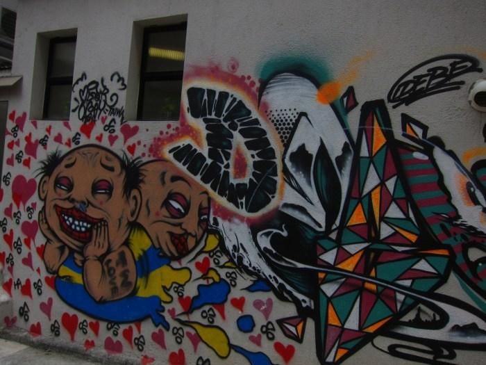 Street Art HK3