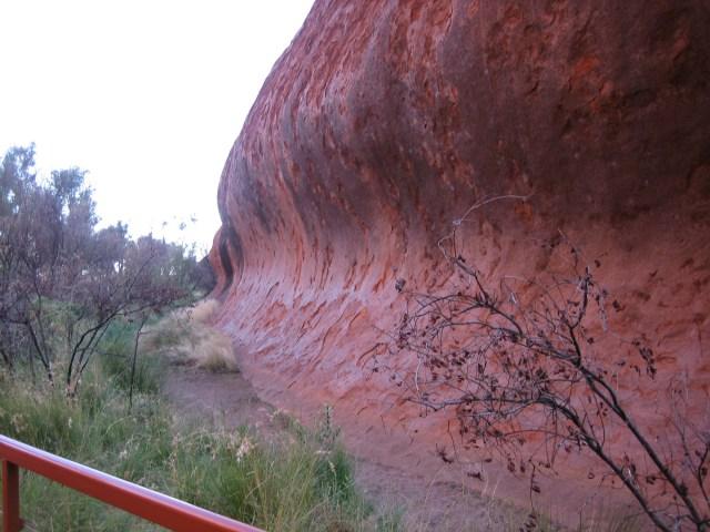 Uluru Snake Mark