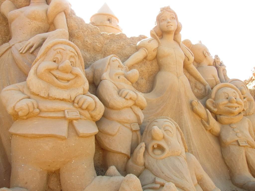 dwarf sand