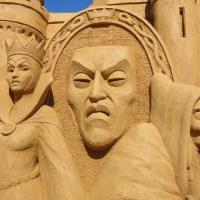 Frankston Sand Sculptures