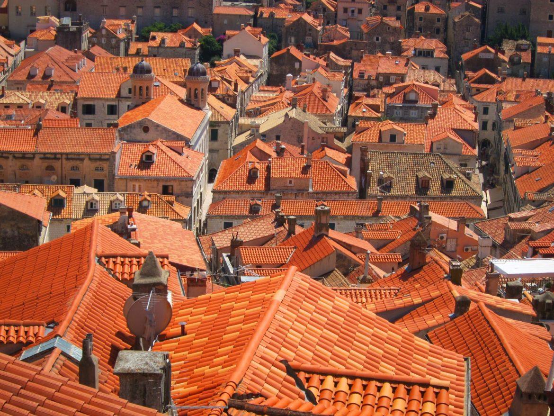 Dubrovnik in Orange