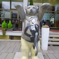 A Bear in Berlin