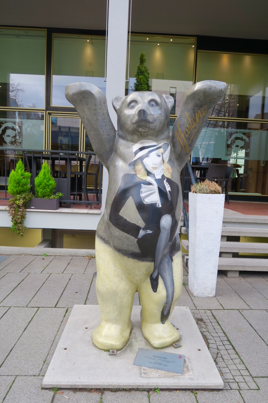 A Bear in Berlin