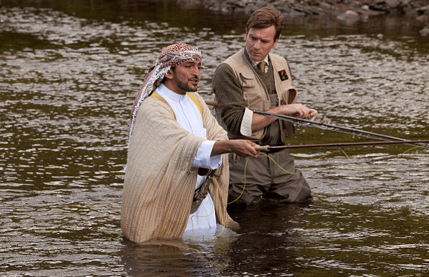 sheik fishing