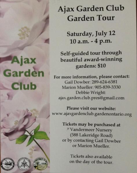 ajax garden