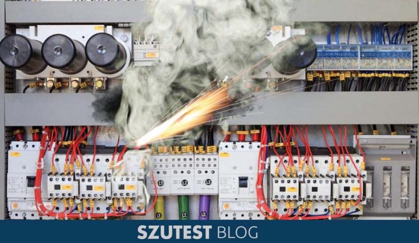 Elektrik Tesislerinde Yangınlar ve Önlemleri