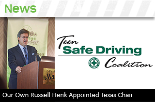 news russell henk teencoalition chair