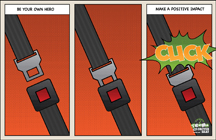 Download this and other seat belt posters>