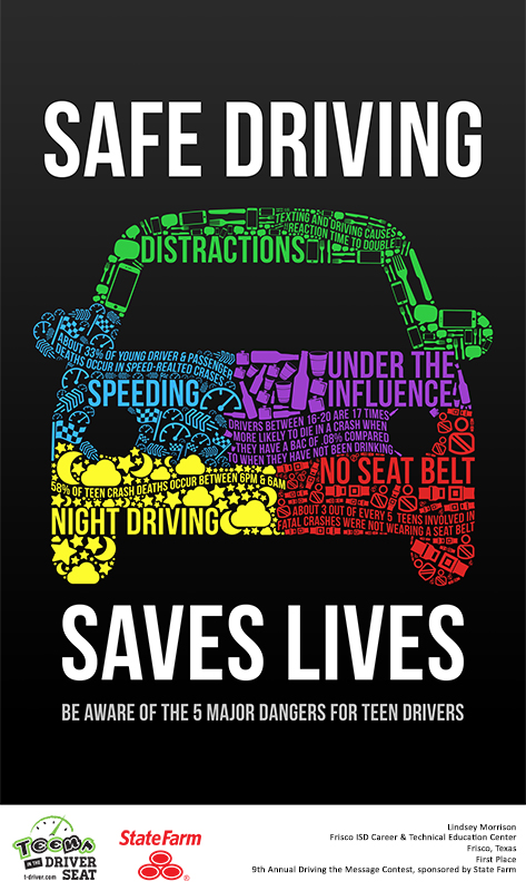 Collection Free Driver Education Posters Chatorioles
