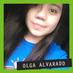 Alvarado, Olga