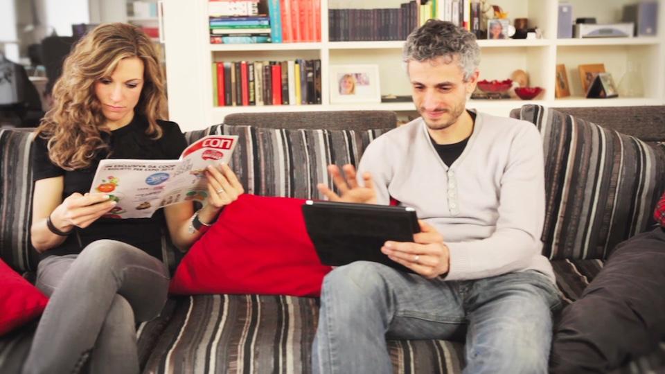 Video racconto Consumatori Coop TERRA per Tracce