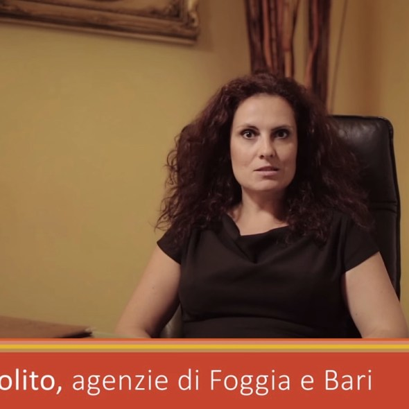 Format di video interviste per Gruppo Europa a cura di TERRA