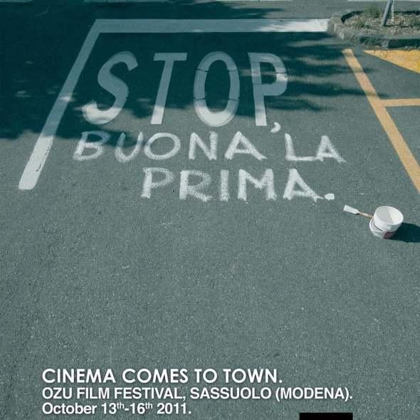 campagna di comunicazione ozu film festival a cura di diego fontana copywriter
