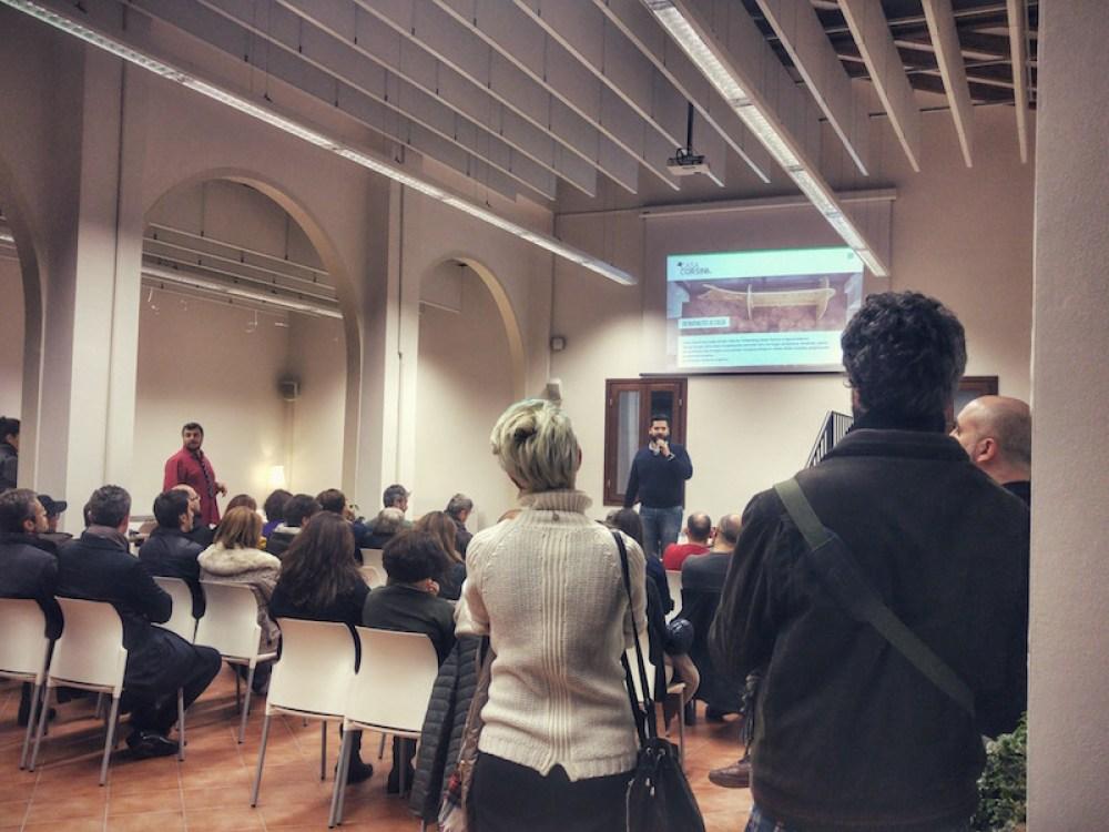 Casa Corsini Presentazione sito