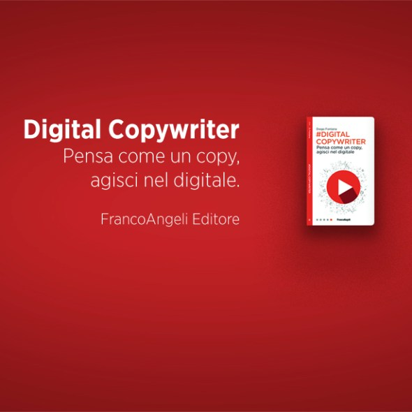 Digital Copywriter - Pensa come un copy, agisci nel digitale