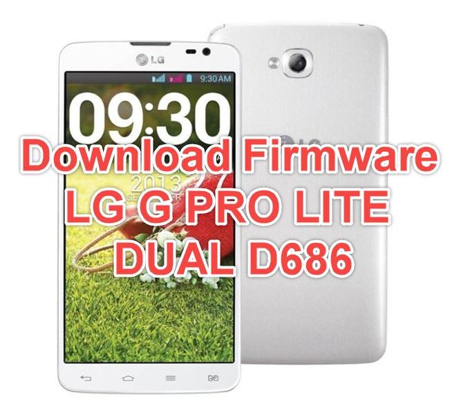 Download Firmware LG G PRO LITE DUAL D686