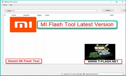 Xiaomi Mi Flash Tool ALL Versions