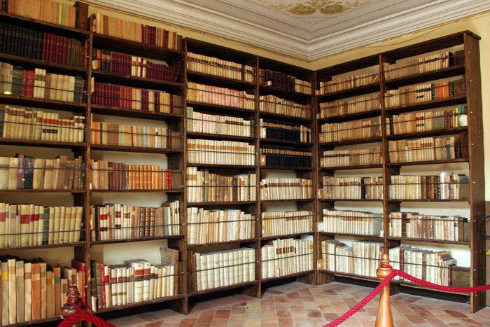 Recanati Biblioteca Leopardi