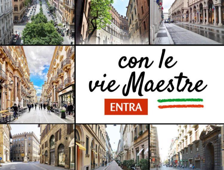 collage le vie maestre italiane