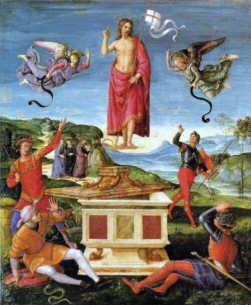 Resurrezione di Raffaello