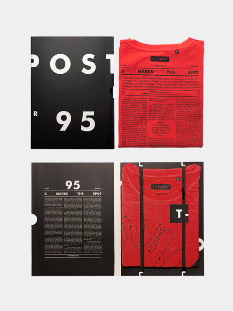 T-Post t-shirt issue 95
