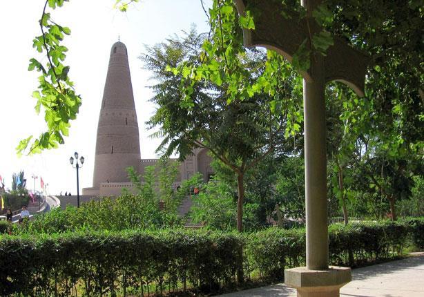 امین مناره مسجد! (13)