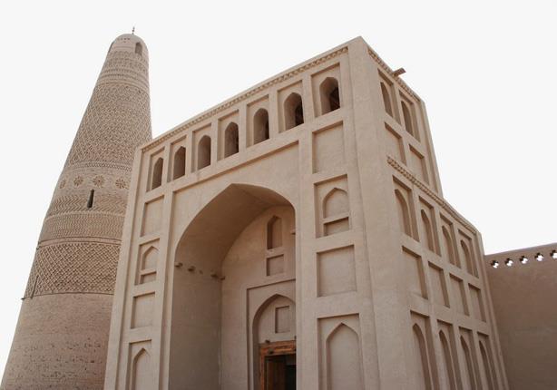 امین مناره مسجد! (2)