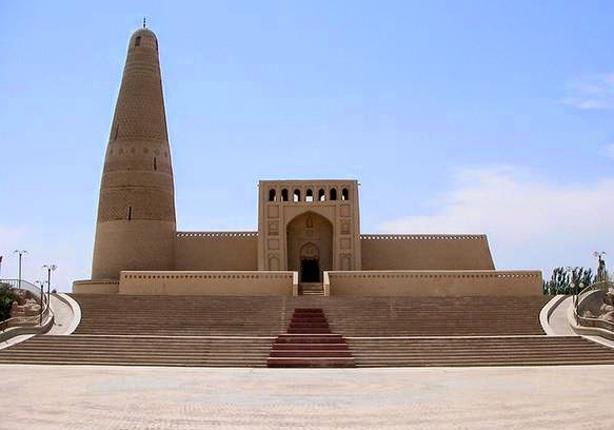 امین مناره مسجد! (3)