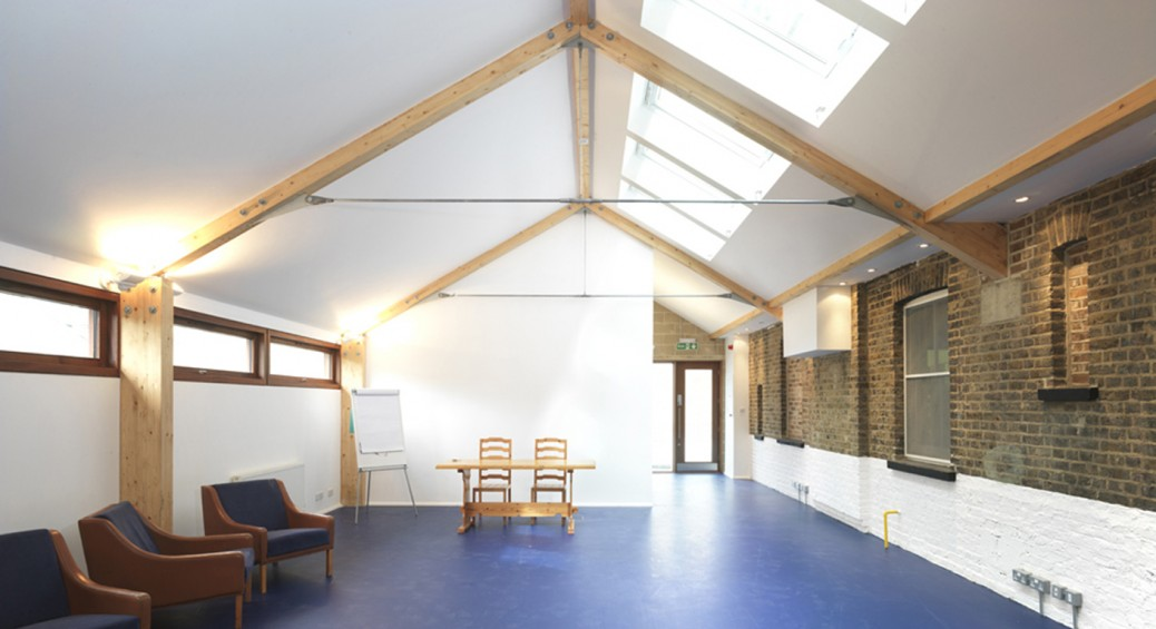Takero Shimazaki Architects London Rowing Club