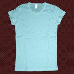 Women t-shirt template photoshop