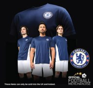 Official Chelsea t-shirts