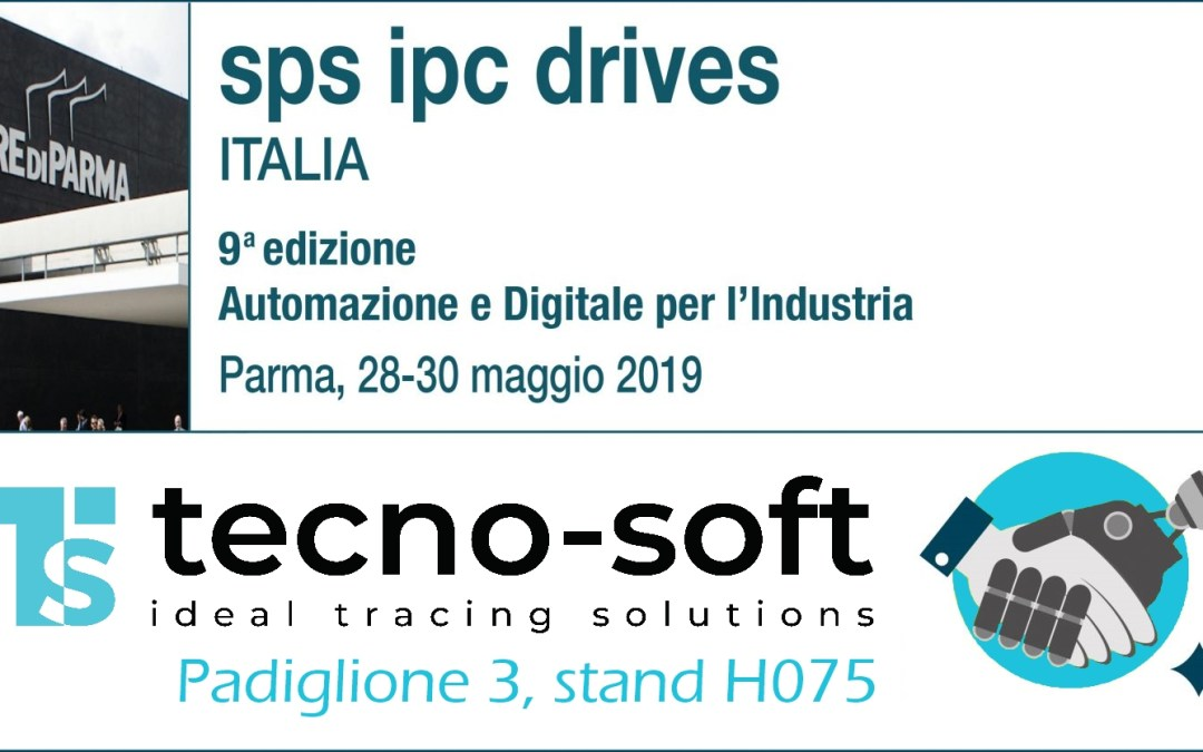 Sps Ipc Drives 2019: Tecno-Soft presenta l'Automazione 4.0