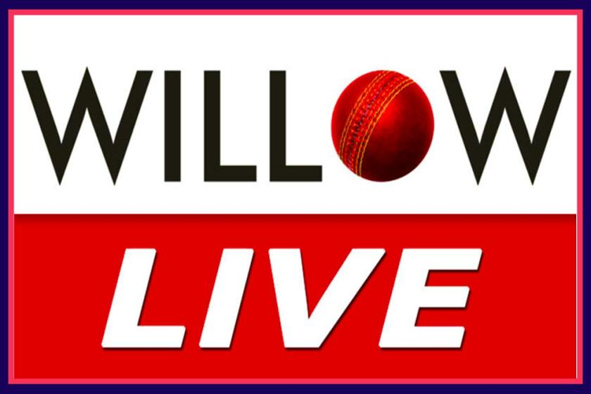 Willow TV Live Cricket Score