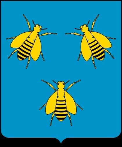 Het wapen van de familie Barberini